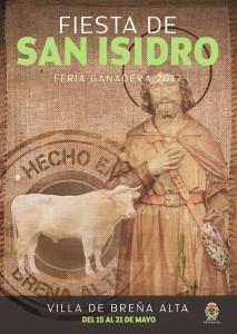 Tradition in Breña Alta: Die Fiesta zu Ehren des Heiligen Isidro mit Viehmarkt und viel Unterhaltung.