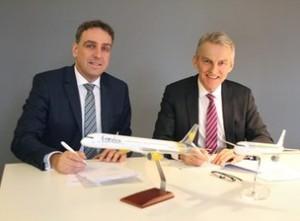 Condor und Germania kooperieren: Für die Fluggäste bieten sich damit mehr