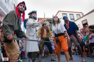 Día del Corsario: Der Piratentag findet