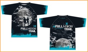Full Moon Trail Tijarafe am 9. September: Renndress im Vollmond-Design. Foto: Organisation