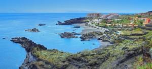 Blaue Flagge 2017: Los Cancajos im Osten von La Palma. Foto: Facundo Cabrera