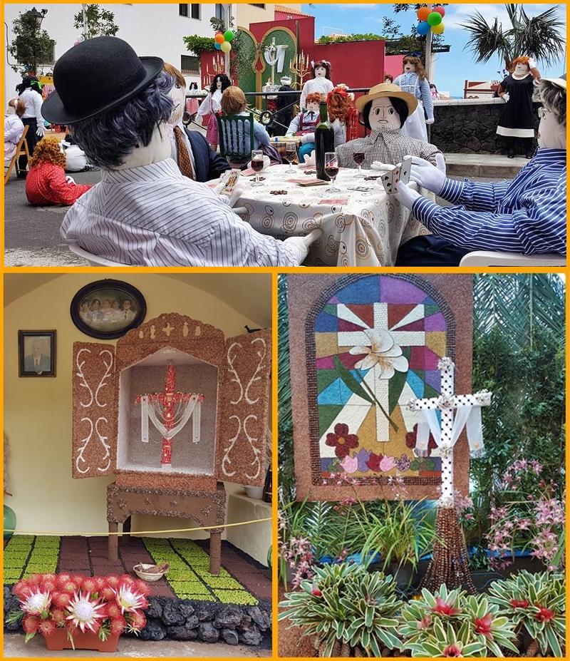 3. Mai-Wettbewerbe in Santa Cruz de La Palma: Das sind die Sieger. Fotos: Stadt