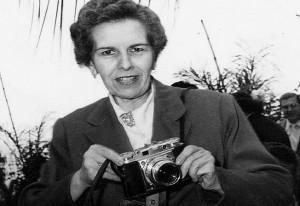 Nieves Lugo: fotografierte Zeit ihres Lebens die Kanarischen Inseln.
