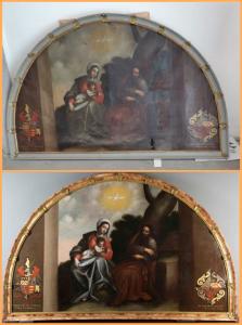 La Sagrada Familia: