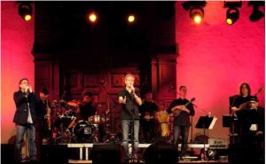 Taburiente: Kanarenfolklore mit Luis Morera. Foto: Band
