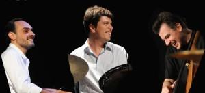 Trio Corrente: Leckerbissen für Jazz-Fans. Foto: Band