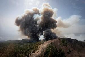 Waldbrände auf La Palma: Eine Spezialeinheit der Kanarenregierung hilft ab 2017 bei der Vorbeugung und im Falle eines Feuers. Foto: GobCan