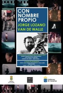 Filmreihe Con nombre propio: Im Juni 2017 ist Jorge Lozano dran.