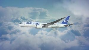 Air Europa: Im Anflug auf den Kanarenmarkt. Foto: Airline
