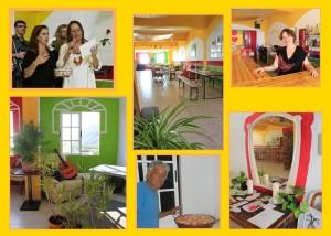 La Banana-Clubraum in Tazacorte: Treffpunkt für Palmeros und Residenten aus dem Ausland. Fotos: La Palma 24/Verein