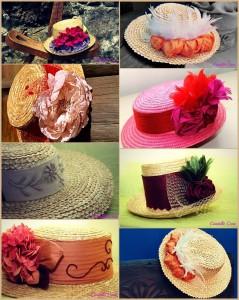 Sombreros von Nieves Castelló: Fusion aus Tradition und Moderne. Fotos: Fernando Rodríguez