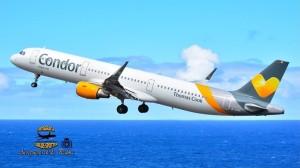 Der Ferienflieger Condor ist für La Palma-Fans aus Deutschland heute die wohl wichtigste Startmöglichkeit auf die Isla Bonita im Blick auf die Nord-Süd-Achse: Ab Düsseldorf, Hamburg, Hannover, Stuttgart, Frankfurt und München nimmt Condor im Winter 2017/18 Kurs auf Santa Cruz de La Palma (SPC).
