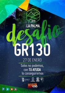 Desafío GR130: im Januar 2017 umrunden Cracks wieder La Palma.