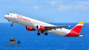 Schreck in der Iberia Express-Maschine: Vogelschwarm zwingt zur Landung in Gran Canaria. Foto: Carlos Díaz La Palma Spotting
