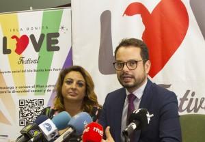 Isla Bonita Love Festival: Kanarenministerin