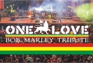 Konzert in der Avenida Marítima in Santa Cruz de La Palma: Bob Marley-Sound bringt Karibik-Feeling.