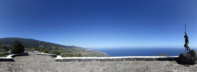 Puntallana: Astronomischer Aussichtspunkt und Salto