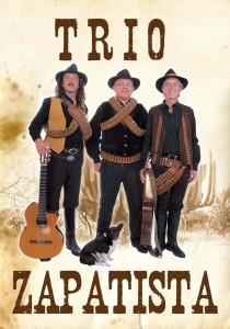 Satire & Komik: Trio Zapatista.