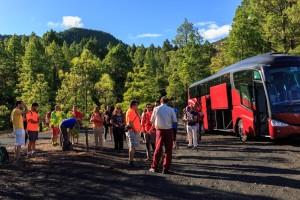 Wanderfestival La Palma: beliebtes Event bei Naturliebhabern. Foto: Cabildo