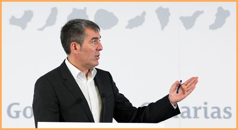 Fernando Clavijo: Der Kanarenpräsident
