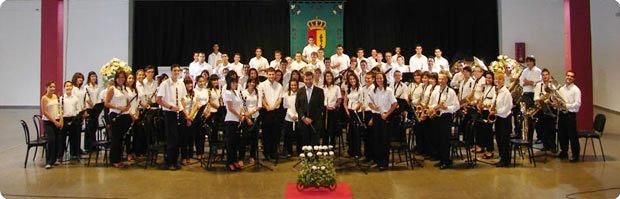 International geschätzt: Die Banda de Música aus El Paso: Foto: Gemeinde