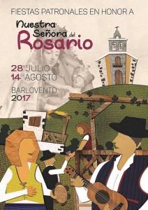 Barlovento feiert: Folklore, Umzug, Rallye, E-Sound und noch viel mehr.