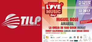 Ticket zum Love Music Festival: Busse fahren ab Santa Cruz, El Paso und Los Llanos zum Mega-Konzert nach Tazacorte.