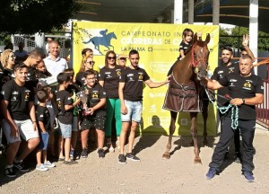 Mou the Special: schnellstes Ross auf La Palma 2017.