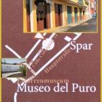 Wer sich die kunsthandwerkliche Herstellung der Puros Palmeros anschauen will, findet mit diesem Lageplan zu Julio: Auf der Hauptstraße von San Pedro aus Richtung Süden kommend gleich nach dem Zigarrenmuseum in links abbiegen und sofort wieder rechts hinein in die kleine Calle Cabaiguán.