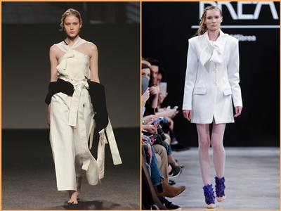 Glamouröse Auftritte in Sachen Mode beim Isla Bonita Love Festival: Models von Brea