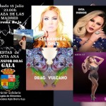 Schillernd: Drag-Show in Breña Baja.