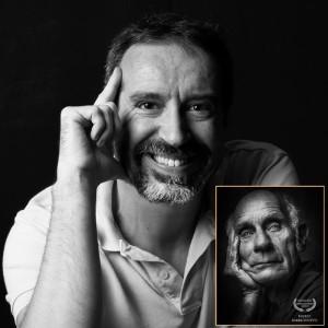 Emilio Barrionuevo: Der Profi-Fotograf aus Santa Cruz de La Palma überzeugte mit dem Porträt unten rechts.