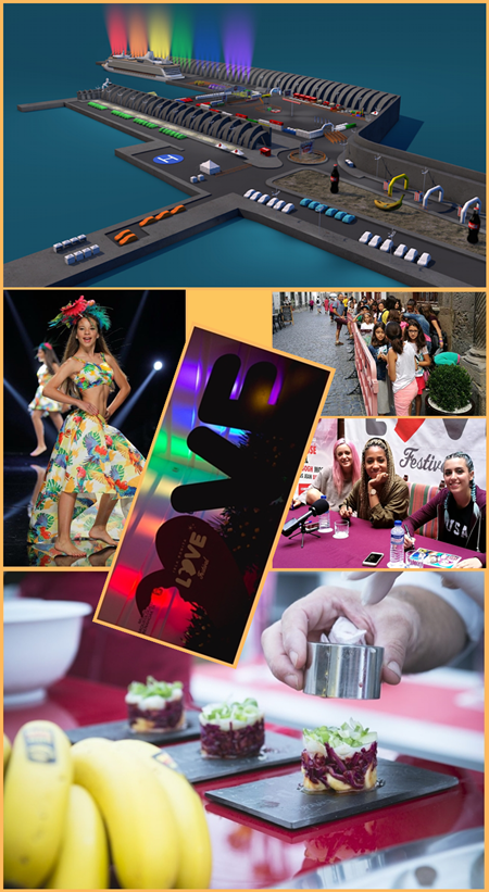 Isla Bonita Love Festival 2017: Mode, Gastro, Musik und Film.