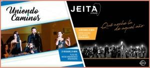 Zwei Konzerte mit Jeita: