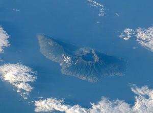 Revision des Flächennutzungsplans von La Palma: Jetzt geht es um den Tourismus. Foto: NASA