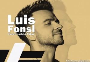 Latin-Pop-Superstar: Luis Fonsi auf La Palma.