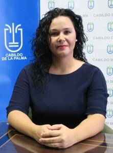 Inselarbeitsrätin Tatiana Rodríguez: Subventionen für Arbeitsverträge. Foto: Cabildo