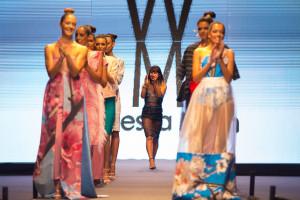 Waleska Morín und ihre Models: Ihre Kollektion