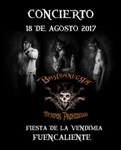 Fuencaliente: Barbanegra kommt.