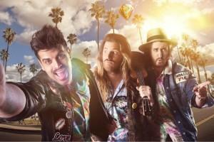 Bombai auf La Palma: Pop-Rock vom Feinsten.