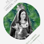 Garafía: Jeden Sommer Fiesta zu Ehren der Heiligen La Luz.