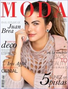 Wenn man es geschafft hat: Juan Brea-Reportage in der La Moda.