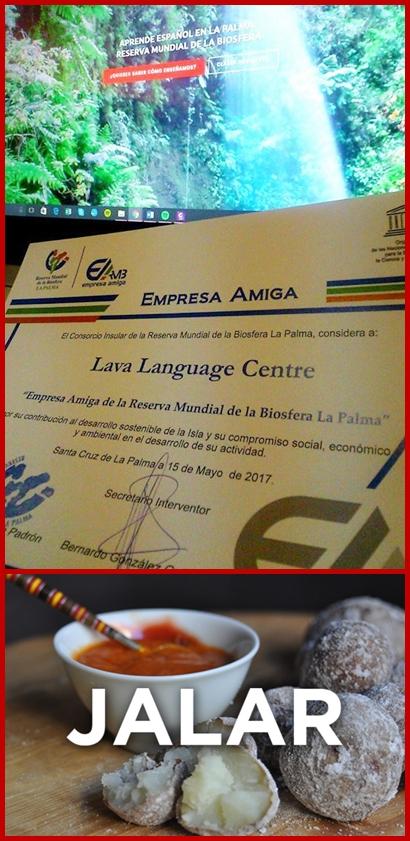 """Das Lava Language Center ist auch Mitglied im Verein der Freunde des Biosphärenreservats La Palma: Bei Ausflügen sollen die Schüler Natur und Kultur der Insel kennenlernen und so fast """"nebenher"""" Spanisch"""