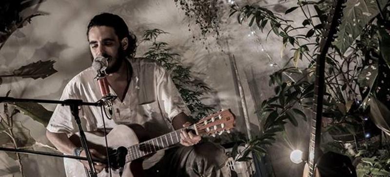 Pedro Pastor: Der Liedermacher kommt auf seiner Spanientournee in El Paso vorbei. Foto: Künstler