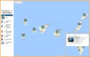 Neue Website des kanarischen Gesundheitsamtes: Badewasserqualität jedes einzelnen Strandes kann eingesehen werden.