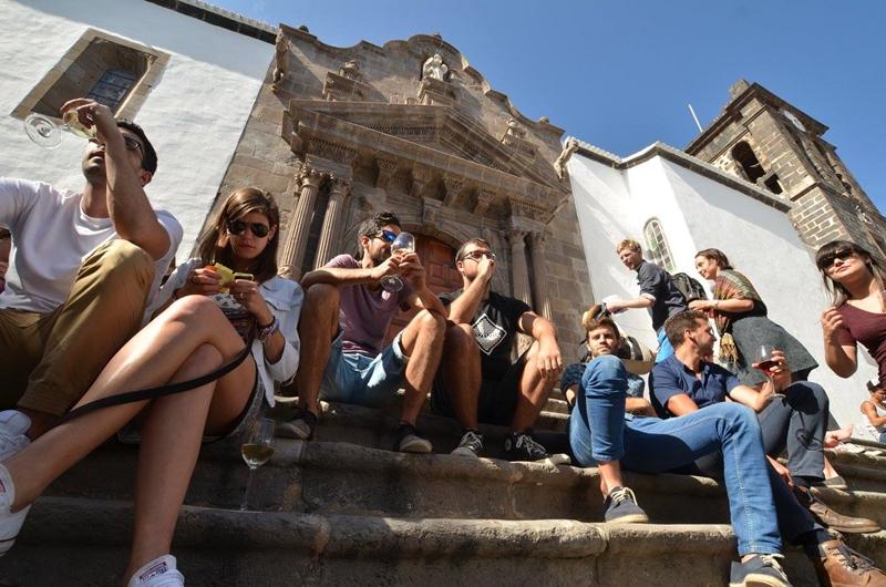 DO-Vinos von La Palma sind beliebt bei jung und alt: Der Verband veranstaltet auch immer wieder