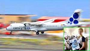 Canaryfly: junge Airline jetzt mit eigenem Bordmagazin. Fotos: Carlos Díaz/Canaryfly