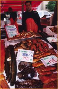 El comercio de carne de ballena de Noruega: Foto: Ingrid Visser/WDC