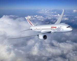 Air Europa: Die in Mallorca ansässige Fluggesellschaft nimmt Kurs auf die Kanaren. Foto: Air Europa