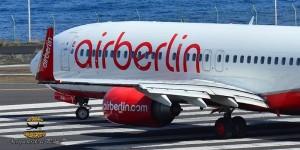 Poker um die Airberlin-Anteile: Einzelbieter und Allianzen haben ihre Gebote eingereicht - die Entscheidung über die Zukunft der Airline soll am 25. September 2017 fallen. Foto: Carlos Díaz/La Palma Spotting